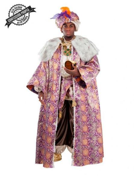 Disfraz Rey Baltasar Adulto
