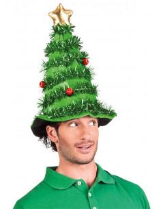 Gorro arbol de Navidad