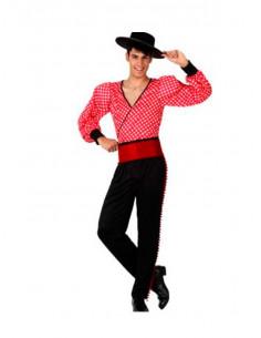 Disfraz de Bailador Flamenco para hombre