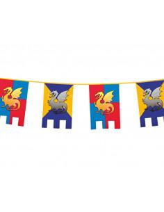Banderines medievales