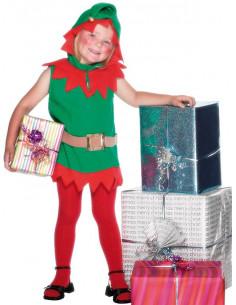 Disfraz de elfo para bebé