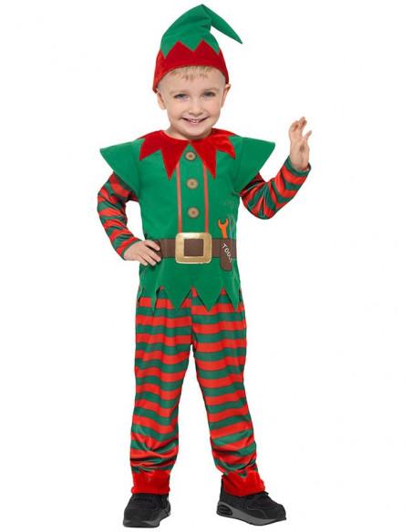 Disfraz elfo infantil unisex niño