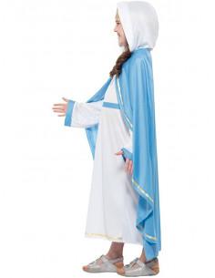 Disfraz Virgen Maria para niña