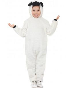 Disfraz ovejita para niño
