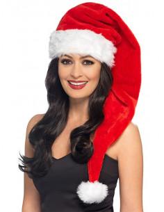 Gorro Papa Noel largo