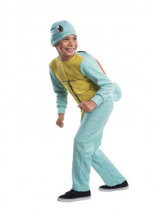 Disfraz Squirtle Pokemon niño