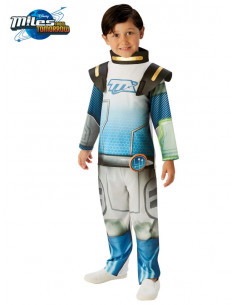 Disfraz Miles del Futuro para niño