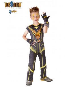 Disfraz Zak Sendokai para niño