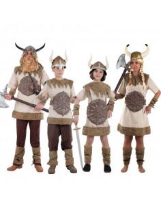 Disfraces de vikingos para grupos