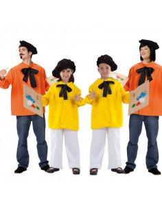 Disfraces de Pintores para Grupos