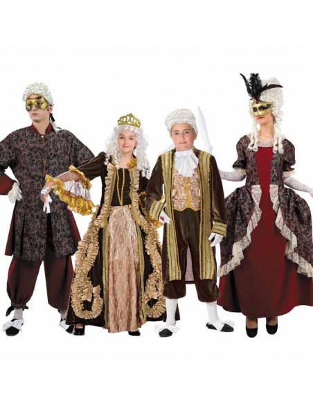 Disfraces de Marqueses para grupos