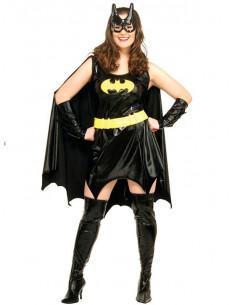 Disfraz Batgirl Sexy talla grande
