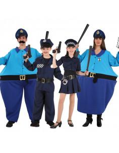 Disfraces de Policías para Grupos