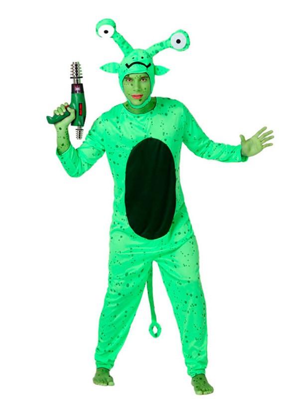 ad7ea8330 Disfraz de Extraterrestre para hombre