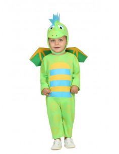 Disfraz de dragon para bebe