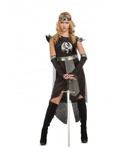 Disfraz Guerrera Dragones para mujer