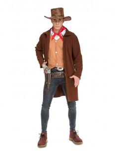 Disfraz de vaquero pistolero hombre
