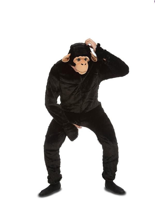 Disfraz de chimpancé para adulto