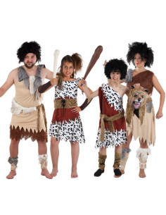 Disfraz de Trogloditas para grupos
