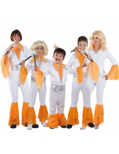 Disfraz de Abba para Grupos
