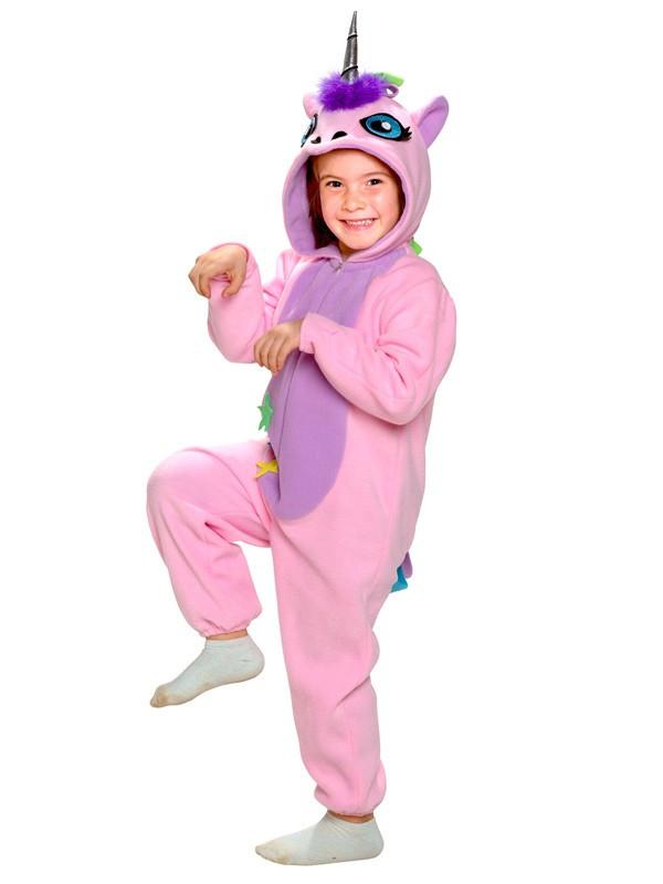 Disfraz Unicornio rosa infantil