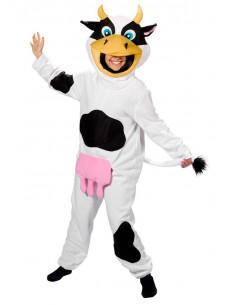 Disfraz de Vaca Lechera adulto  Tallas-M