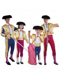 Disfraces de Toreros para Grupos