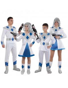 Disfraces de Galácticos para Grupos