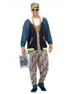 Disfraz Hip Hop años 80