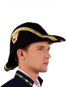 Sombrero de almirante época