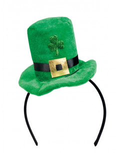 Mini sombrero de San Patricio