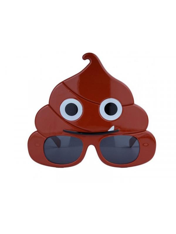 d368075336 Gafas de emoticono Caca - Comprar en Tienda Disfraces Bacanal