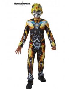 Disfraz Bumble Bee TF5 para niño