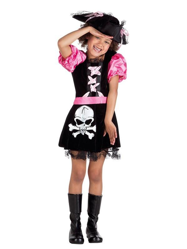 01431bff743 Disfraz de pirata pink para niña - Comprar en Tienda Disfraces Bacanal
