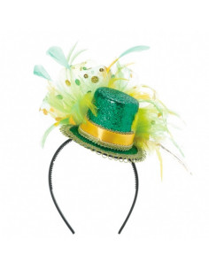 Mini sombrero Sant Patrick