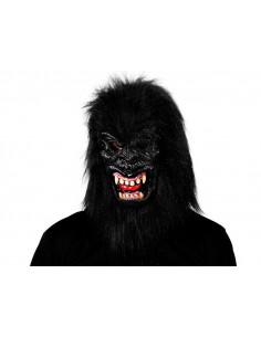 Mascara gorila agresivo