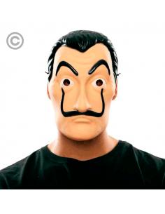 Máscara Dalí de la Casa de Papel