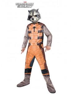 Disfraz de Rocket Guardianes de la Galaxia para hombre
