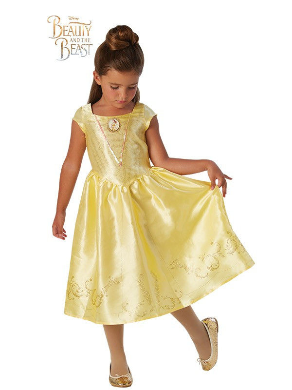 Disfraz de Bella para niña