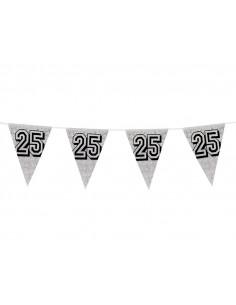 Banderines 25 aniversario