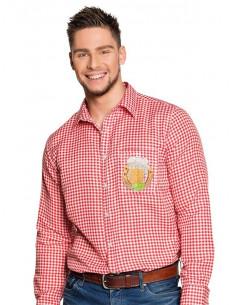 Camisa Oktoberfest para hombre