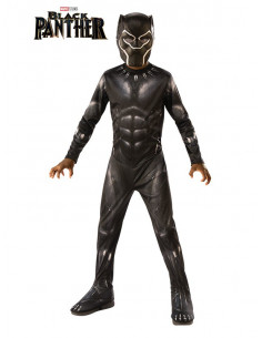 Disfraz Black Panther classic infantil