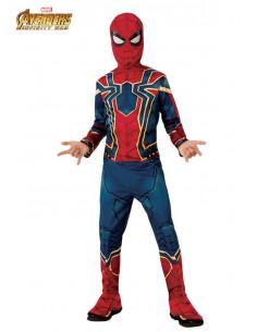 Disfraz Spiderman Infinity War infantil