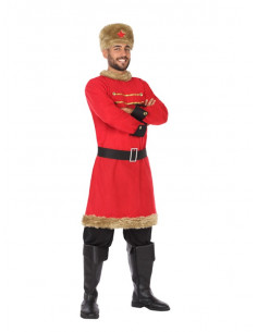 Disfraz de Ruso para hombre
