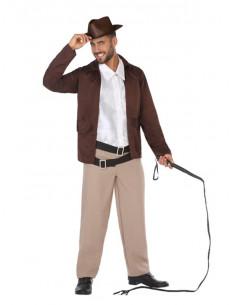 Disfraz de Indiana Jones para hombre