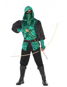 Disfraz de arquero Arrow para hombre