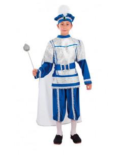 Disfraz de Príncipe azul niño