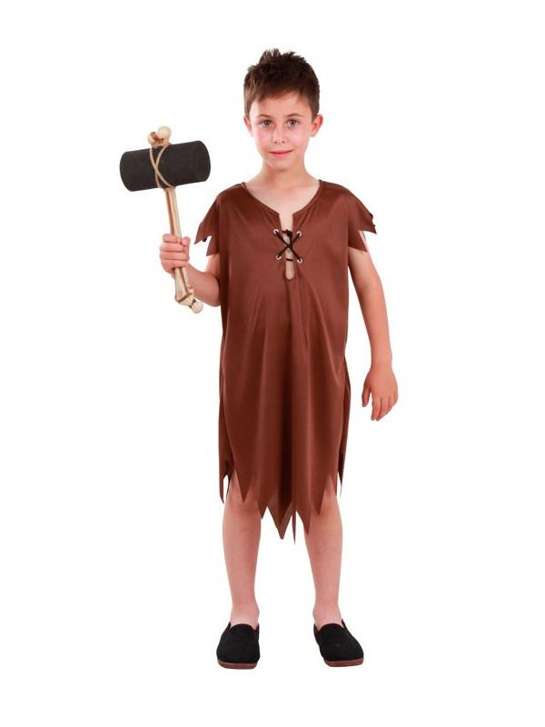 Disfraz de troglodita Pablo infantil