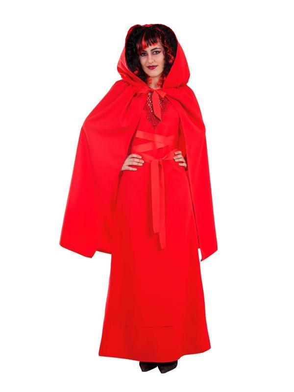 Disfraz de hechicera para mujer
