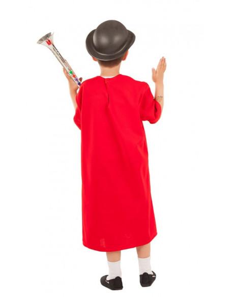 Disfraz de Fofito infantil trasera